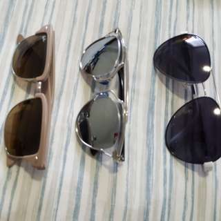 Lots of Sunglasses