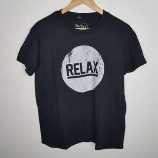 Relax Tee XL (Fits M)