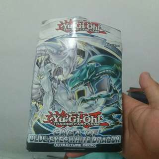 YuGiOh! Original Saga of the Blue Eyes