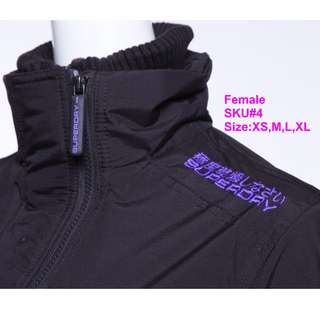 Superdry WindCheater #4 Size:XS,M,L,XL