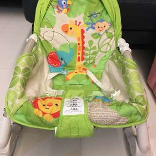 Letting Go Fisher Price Rocker at $40