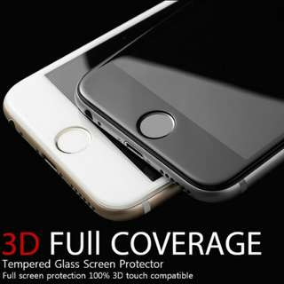 Full Tempered Glass for Iphone 6/6s/6+/6s+/7/7+