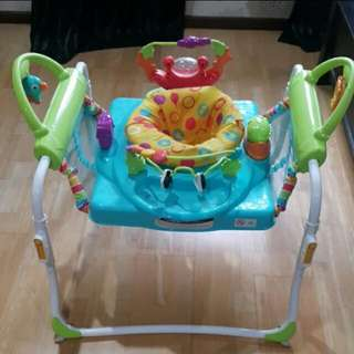 Fisher Price First Step Jumperoo