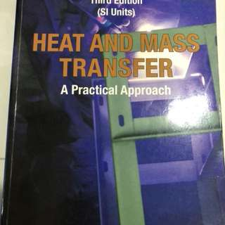 Heat and Mass Transfer 3rd Edition