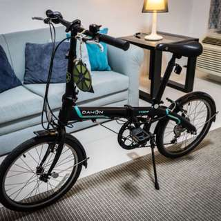 Dahon Folding Bike - used few times