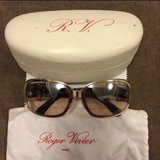 Roger Vivier Sunglasses