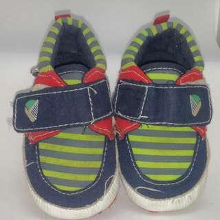 Sepatu Denim Baby Preloved