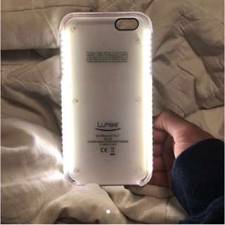 Lumee IPhone 6s Plus case