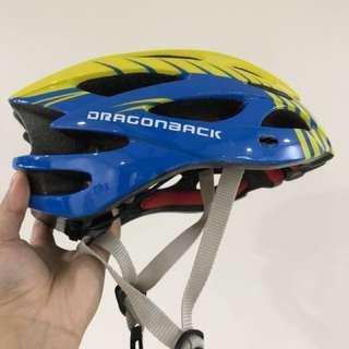 Kids Dragonback Helmet (For Bicycle, Roller Blade, Skate Scooter)