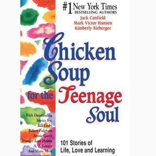 Chicken Soup - for The Teenage Soul