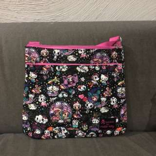 Tokidoki hello kitty space bag