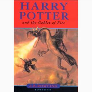 Harry Potter - The Goblet of Fire