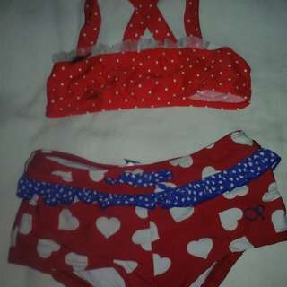 Selling branded swimwear for kids!very affordable