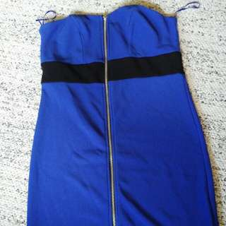 Tube dress by New Look
