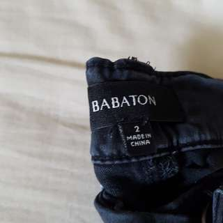 BABATON JEGGING PANTS