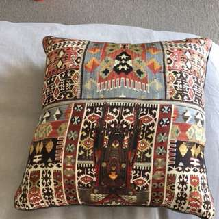Camilla embellished pillow