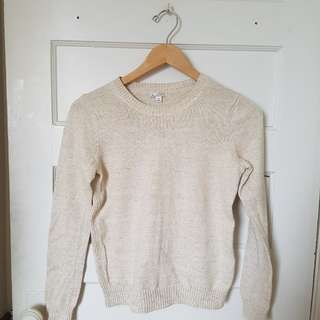 GAP COTTON KNIT SWEATER
