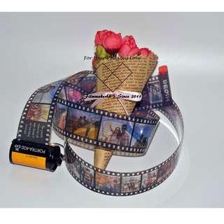 菲林禮物 filmmakerhk 菲林時光機 底片禮物 DIY 生日禮物 週年禮物 情人節禮物