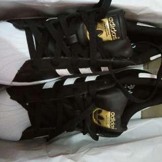 Adidas superstar size 44&45 original