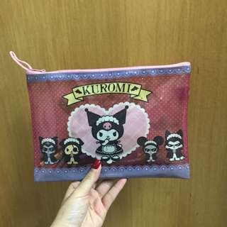 Kuromi 筆袋