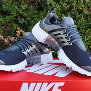 Nike Air presto premium 'Cool Grey's  (US8)