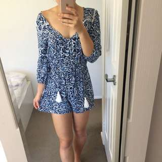ally fashion playsuit