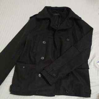 Bluenote Men's black Jacket