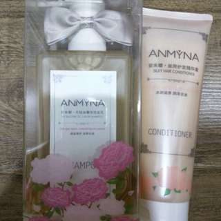 Anmyna Luxury Shampoo & Conditioner