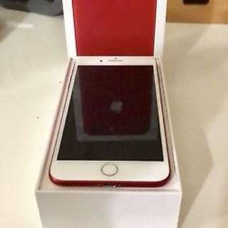 iPhone 7 Plus (PRODUCT)Red 128GB