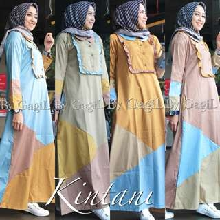 Kintani dress by gagil
