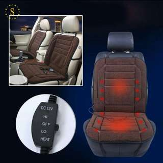 Heated Car Cushion Seat Cover pad heating electric heater