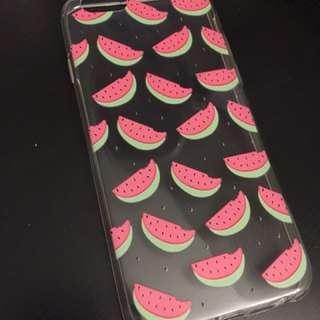 Iphone 6 watermelon phone case