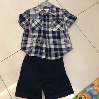 Ralph Lauren 2pc set