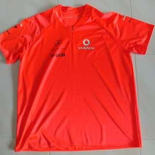 Vodafone mclaren mercedes jersey