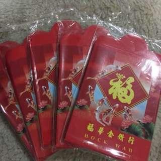 Hock Wah Jewellery Red Packet