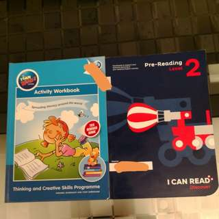 I can read pre reading level 2