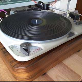 Thorens TD135 with BTD12s