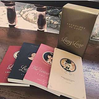 <Looking For> Lang Leav Poetry Books