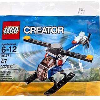 30471 Lego creator Helicopter