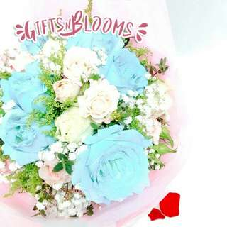Valentines Day Bouquet Flower Rose V70 - BBZOGR