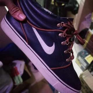 Nike sb janoski leather