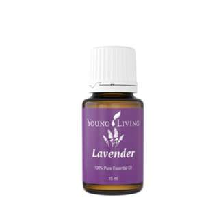 Young Living Lavender Essential Oil