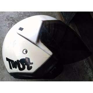 (Sold) Vintage Fiber Arc Discovery Visorex Helmet