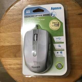 NEW Mouse 電腦有線滑鼠