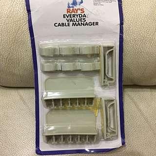 電缐固定掛鉤