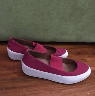 Fitflop red active/casual shoes
