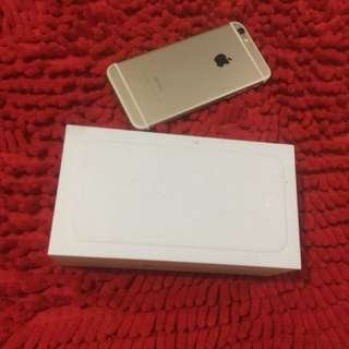 iphone 6 64 gb full set mulus