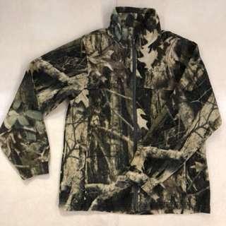 🚚 知名品牌Columbia 男童刷毛拉鍊外套