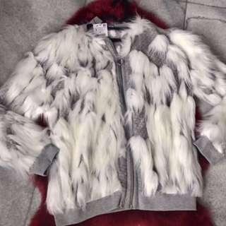 Zara jaket dingin size s