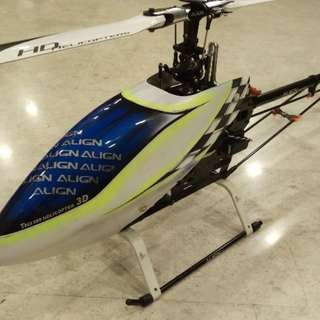 Align Trex 500 RC Helicopter